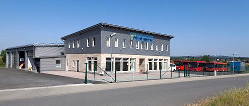 Neubau des Stammsitzes und zwei weitere Standorte